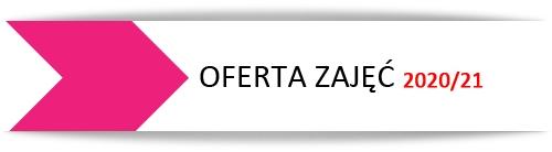 Oferta zajęć 2020/21
